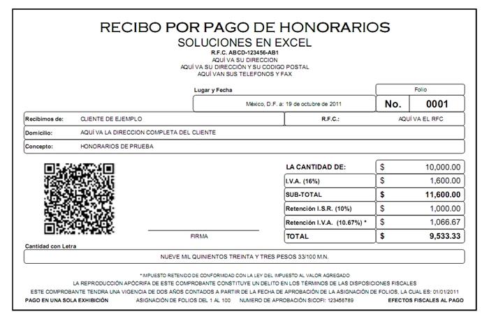 Formatos de recibos de nomina gratis en excel for Recibo nomina excel gratis